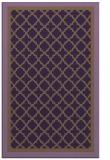 rug #863203 |  mid-brown traditional rug