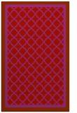 rug #863223 |  red borders rug