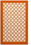 rug #863239 |  red-orange borders rug