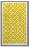 rug #863279 |  yellow borders rug