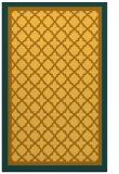 rug #863283 |  yellow rug