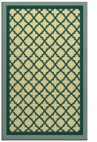 rug #863287 |  yellow traditional rug