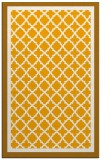 rug #863307 |  light-orange borders rug