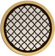 rug #863611 | round traditional rug