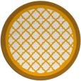 rug #863644 | round traditional rug