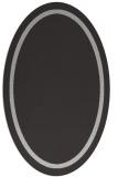 rug #873332 | oval borders rug