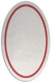 rug #873370 | oval borders rug