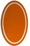 rug #873416 | oval borders rug