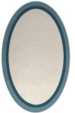 rug #878715 | oval plain white rug