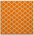 rug #879835   square orange traditional rug