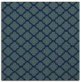 rug #879875   square blue traditional rug