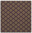 rug #880067   square purple traditional rug