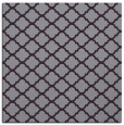 rug #880071 | square purple traditional rug