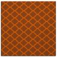 rug #880100   square traditional rug