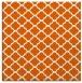 rug #880103 | square red-orange popular rug