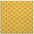 rug #880131   square yellow geometry rug