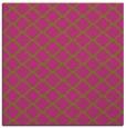 rug #880163 | square light-green traditional rug