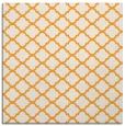 rug #880183 | square light-orange rug