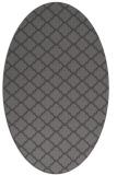 rug #880327 | oval traditional rug