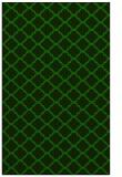 rug #880599 |  green traditional rug