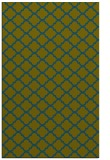 rug #880619    green geometry rug