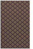 rug #880771 |  mid-brown traditional rug