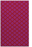 rug #880791    red traditional rug