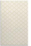rug #880839 |  white traditional rug