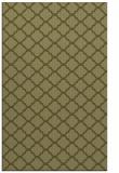 rug #880871 |  light-green traditional rug