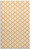 rug #880887 |  light-orange traditional rug