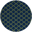 rug #880936 | round rug
