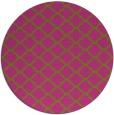 rug #881219 | round light-green popular rug