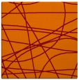 rug #881787 | square red-orange rug
