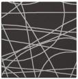 rug #881799 | square orange stripes rug
