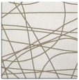 rug #881887 | square beige abstract rug