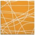rug #881943 | square light-orange abstract rug