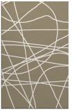 rug #882447 |  white stripes rug