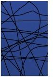 rug #882463 |  black stripes rug