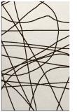rug #882603    brown stripes rug