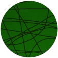 rug #882711 | round green abstract rug