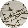 rug #882798 | round abstract rug
