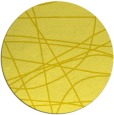 rug #882929 | round abstract rug