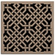 rug #885127 | square beige traditional rug