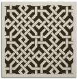 rug #885288 | square traditional rug