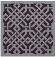 rug #885351   square purple traditional rug