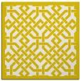 rug #885391   square white borders rug