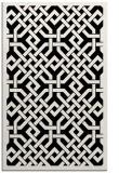rug #885823 |  black popular rug