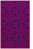 rug #885855    pink traditional rug