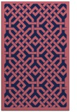 rug #885915    pink borders rug