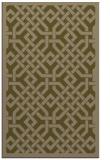 rug #885935 |  brown borders rug